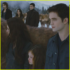 Kristen Stewart: 'Breaking Dawn Part 2' Teaser Trailer - Watch Now!