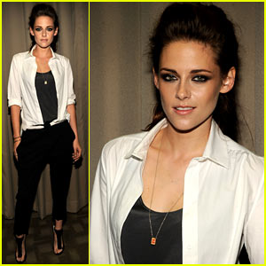Kristen Stewart: 'On The Road' New York Screening!