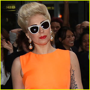 Lady Gaga: 'Born This Way Ball' US Tour Dates Revealed!