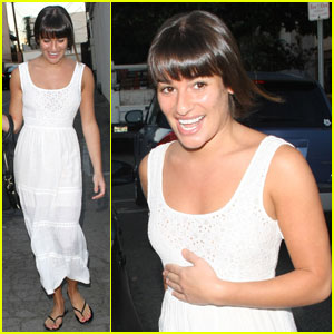 Lea Michele: New 'Glee' Promo - Watch Now!