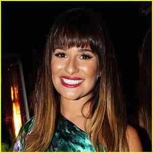 Lea Michele: L'Oréal Paris' New Face!