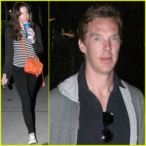 Liv Tyler & Benedict Cumberbatch: Movie Duo!
