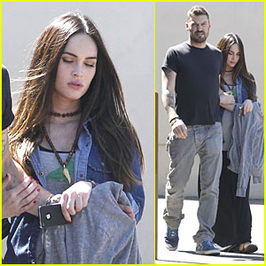 Megan Fox: Brian Austin Green's 'Wedding Band' Premieres in November!