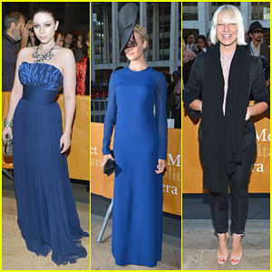 Michelle Trachtenberg: 'L'Elisir D'Amore' Opening Night!