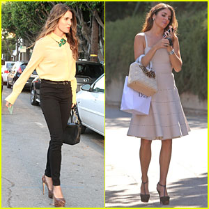 Nikki Reed: Jackson Rathbone's Son's Godmother!