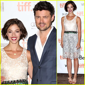 Olivia Thirlby: 'Dredd 3D' Toronto Film Festival Premiere!