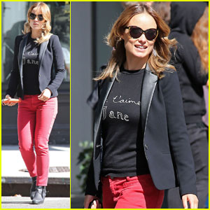 Olivia Wilde: Sophia Bush Has Brains & Beauty!