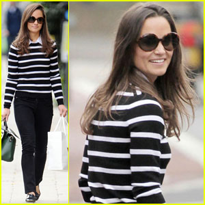 Pippa Middleton: Shopping Spree at Edwina Ibbotson Millinery!
