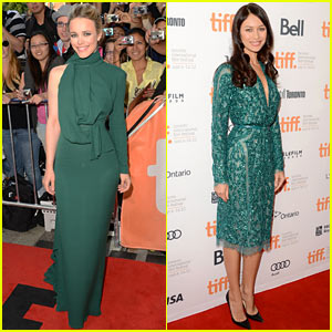 Rachel McAdams: 'To The Wonder' TIFF Premiere!