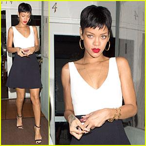 Rihanna: FIFA Women's World Cup Performer!