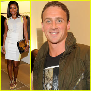 Ryan Lochte: Fashion's Night Out for Calvin Klein!