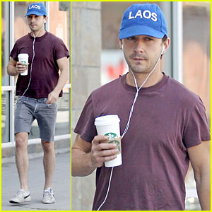 Shia LaBeouf: Aquaponics is the Future!