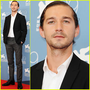 Shia LaBeouf: 'Company You Keep' Venice Photo Call!