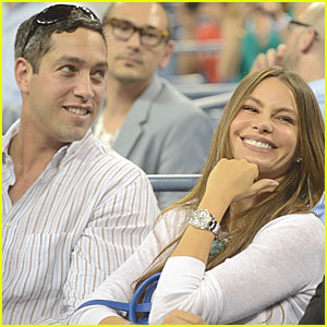 Sofia Vergara &#038; Nick Loeb: U.S. Open Sweethearts
