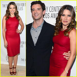 Sophia Bush: PaleyFest with 'Partners' Cast!