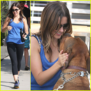 Sophia Bush: 'Partners' Ratings In!
