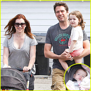 Alyson Hannigan: Santa Monica Fun with Family!