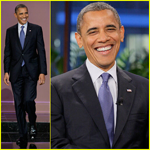 Barack Obama Pokes Fun at Donald Trump on 'Tonight Show'