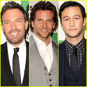 Ben Affleck & Bradley Cooper: Hollywood Film Awards Gala!