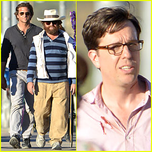 Bradley Cooper: 'Untitled David O. Russell Project' Executive Producer!