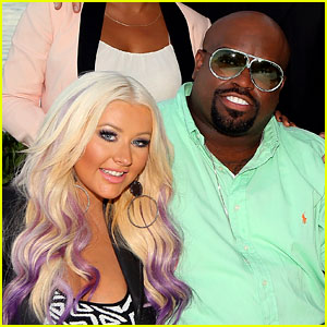 Christina Aguilera &#038; Cee Lo Green: 'Baby It's Cold Outside' Preview - Listen Now!