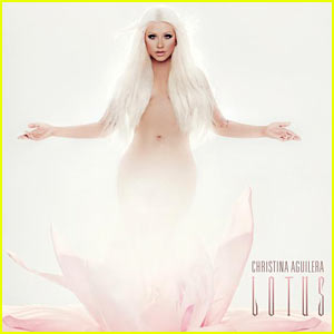 Christina Aguilera: 'Lotus' Cover Art Revealed!