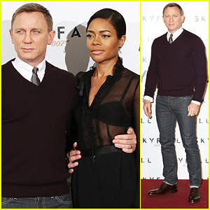 Daniel Craig Names His Choice For Next Bond Star