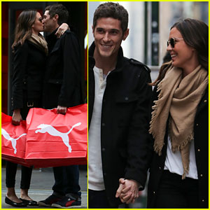 Dave Annable: SoHo Shopping Spree with Odette!