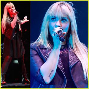 Demi Lovato: Z Festival Performer!
