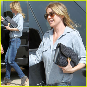 Ellen Pompeo: Barneys New York Shopping Spree!