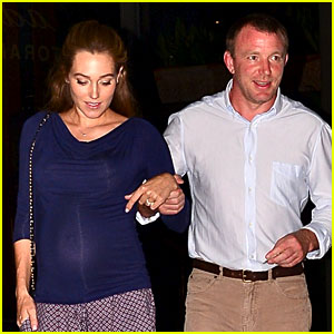 Guy Ritchie Engaged to Pregnant Girlfriend Jacqui Ainsley!