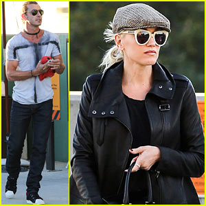 Gwen Stefani: Eye Doctor with Gavin Rossdale
