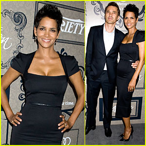 Halle Berry & Olivier Martinez: Variety's Power of Women Event!
