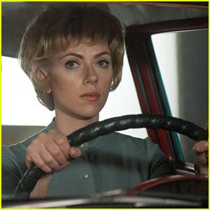Scarlett Johansson & Jessica Biel: 'Hitchcock' Trailer!