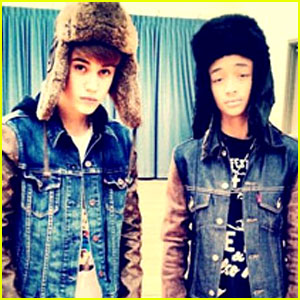 Jaden Smith Covers Justin Bieber's 'Love Me Like You Do'!