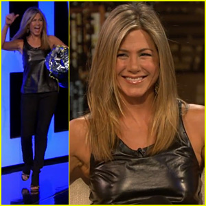 Jennifer Aniston Talks Engagement on 'Chelsea Lately'