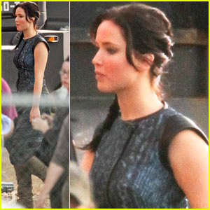 Jennifer Lawrence: 'Catching Fire'