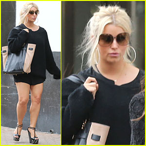 Jessica Simpson: 'Jessica Simpson Collection' Tour with Ashlee Simpson Next Month!