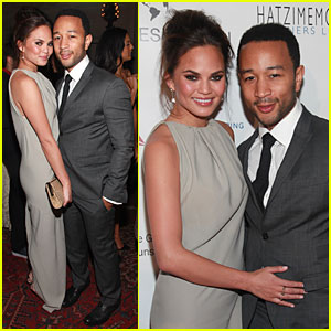 John Legend & Chrissy Teigen: Resolution Project's Resolve Gala!