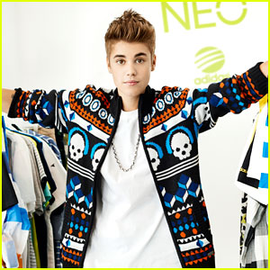 Justin Bieber: adidas NEO's Global Style Icon!