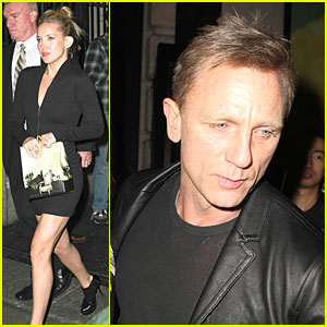 Kate Hudson &#038; Daniel Craig: 'Saturday Night Live' After Party!
