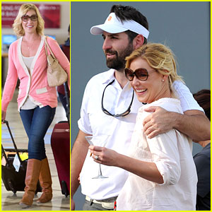 Katherine Heigl: Charity Golf Tournament with Josh Kelley!