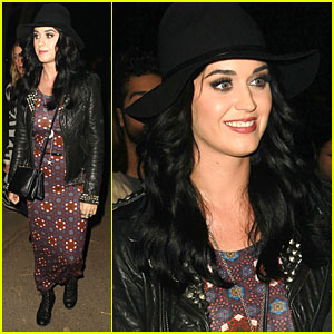 Katy Perry: Haunted Hayride VIP Premiere Night!