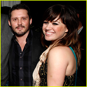 Kelly Clarkson on Brandon Blackstock: 'We're So Getting Married'!
