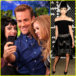 Krysten Ritter: 'Good Morning America' with 'Apt. 23' Cast!