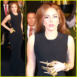 Lady Gaga: Fame Fragrance London Launch!