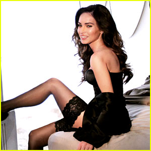 Megan Fox: 'Sharper Image' Campaign Images! | Megan Fox : Just ...