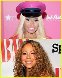 Nicki Minaj & Mariah Carey: 'American Idol' Fight Caught on Tape