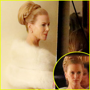 Nicole Kidman: Glamorous for 'Grace of Monaco'!
