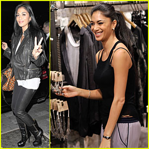 Nicole Scherzinger Receives Praises from Paula Abdul!